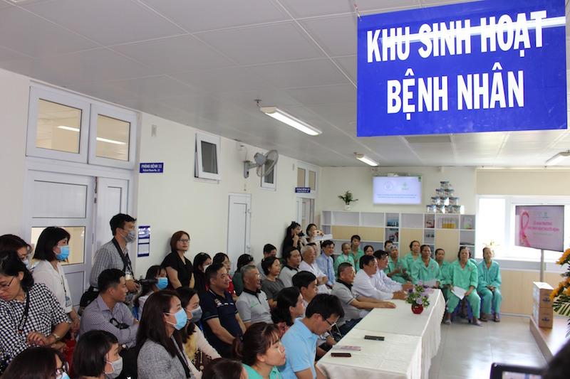 Bệnh viện Chợ Rẫy: Không để người bệnh đơn độc trong cuộc chiến chống lại bệnh tật 21
