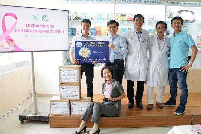 Bệnh viện Chợ Rẫy: Không để người bệnh đơn độc trong cuộc chiến chống lại bệnh tật 22