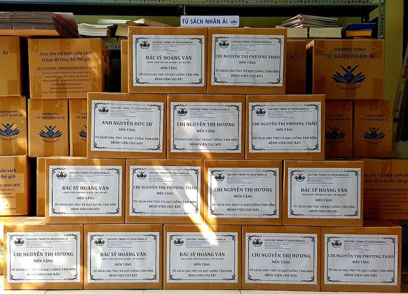 Bệnh viện Chợ Rẫy: Không để người bệnh đơn độc trong cuộc chiến chống lại bệnh tật 25