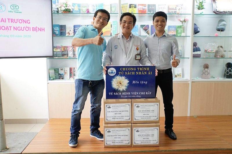 Bệnh viện Chợ Rẫy: Không để người bệnh đơn độc trong cuộc chiến chống lại bệnh tật 27