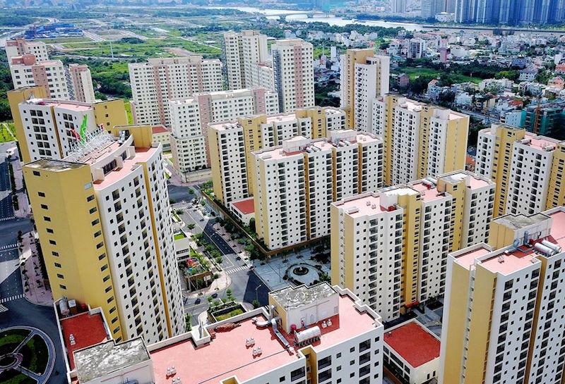 Chủ tịch Hiệp hội Bất động sản TPHCM tán thành quy định căn hộ 25m2 4