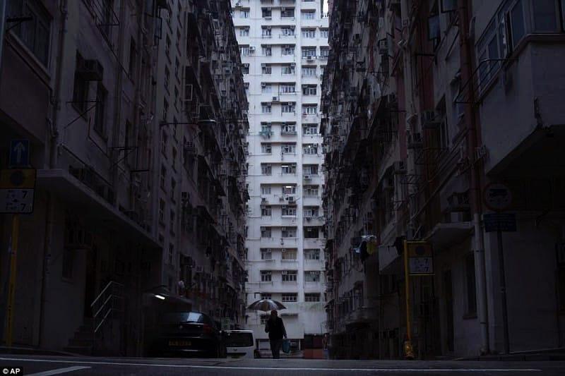 """Phòng 25m2 là """"căn hộ quan tài"""" theo cách gọi bên Hồng Kông"""
