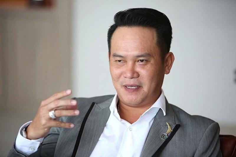Ông Đặng Hồng Anh, Chủ tịch Hội Doanh nhân trẻ Việt Nam, Phó chủ tịch Tập đoàn TTC