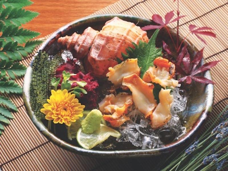 6 món sashimi tại Sushi Hokkaido Sachi ghi điểm với thực khách 7