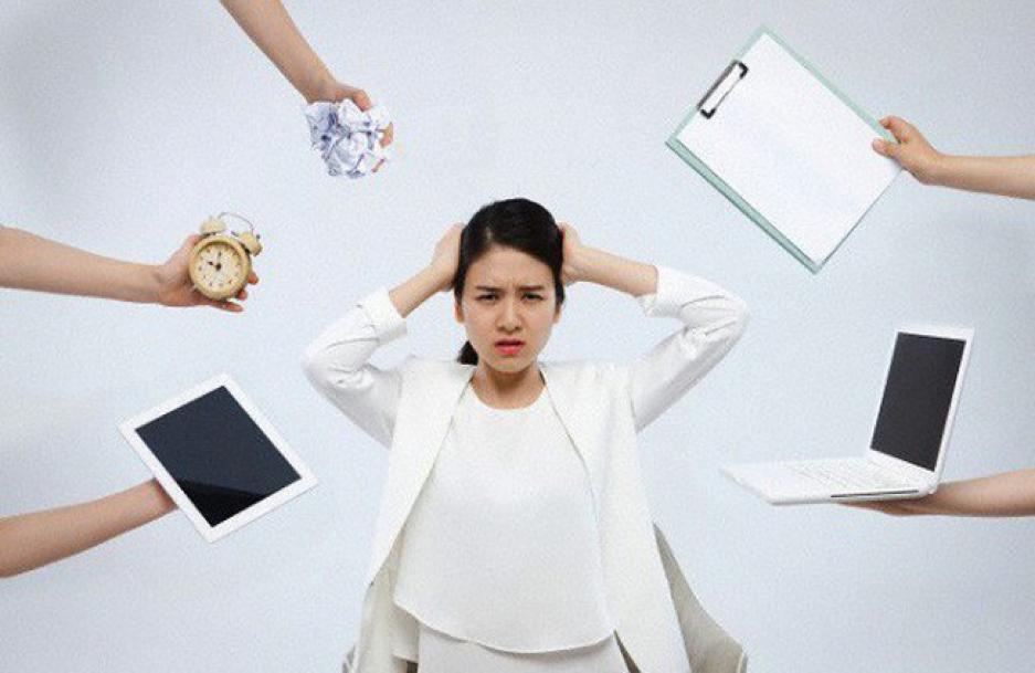 Nhiều nhân viên stress và muốn bỏ nghề