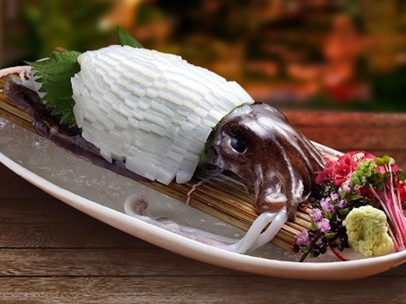 6 món sashimi tại Sushi Hokkaido Sachi ghi điểm với thực khách 3