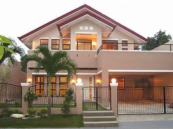 Những mẫu nhà đẹp, độc đáo, không cần cao, chỉ cần 2 tầng thế này là đủ ! 43