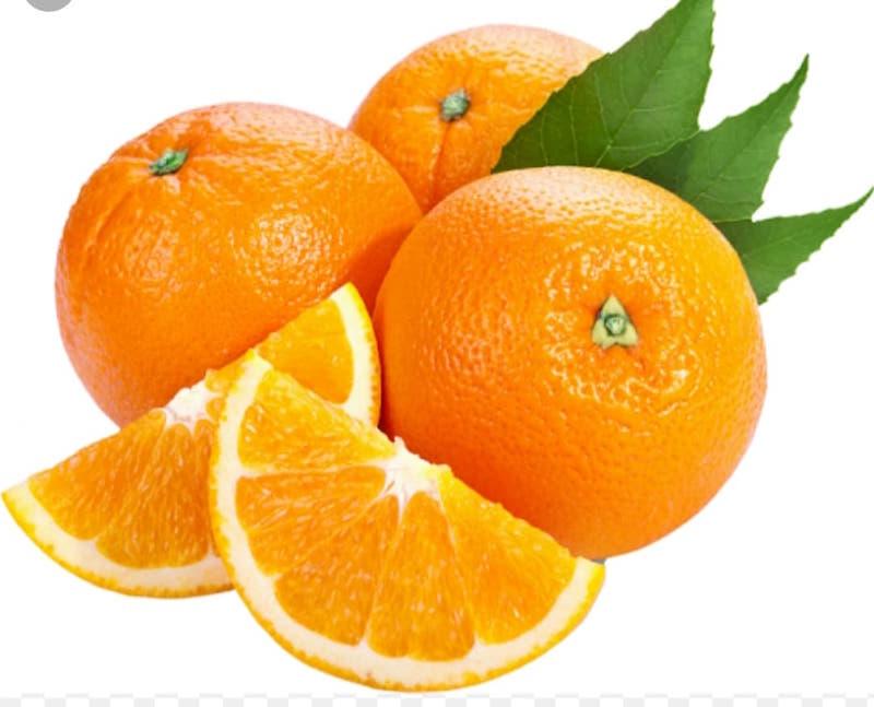 Nguồn cung cấp vitamin C dồi dào từ cam tươi