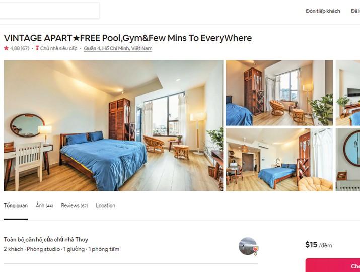 Thị trường Airbnb khốn đốn trong đại dịch Covid-19 9
