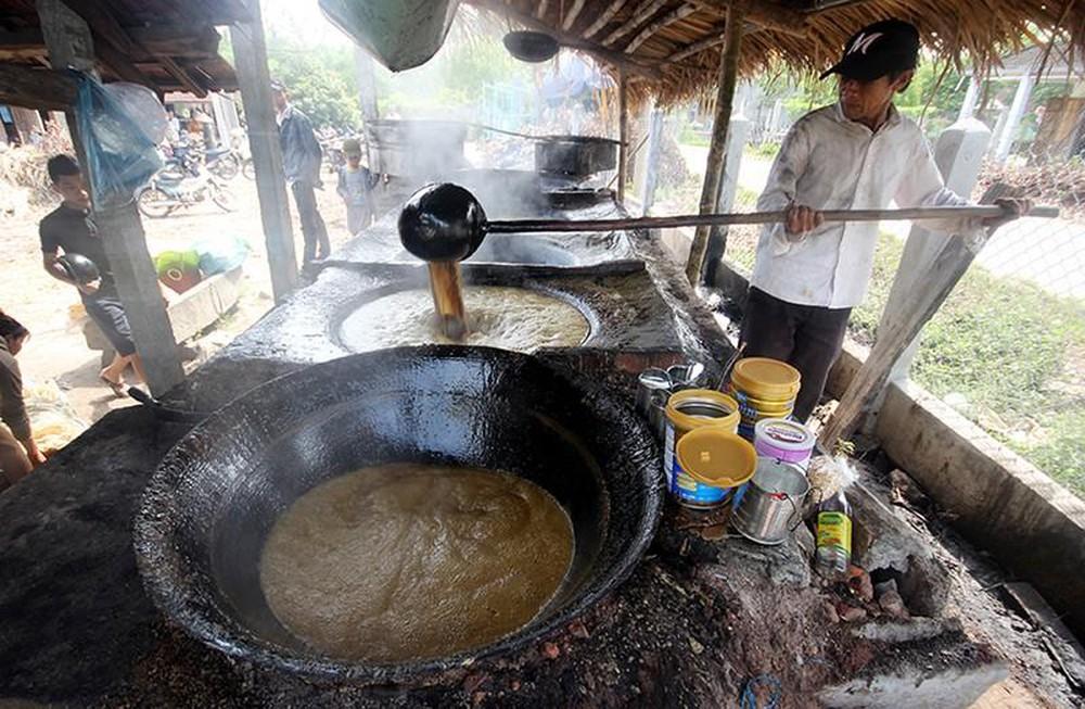 Bánh tráng nhúng đường tại Quảng Nam: Ngọt ngào nhưng cũng nhiều thăng trầm 5