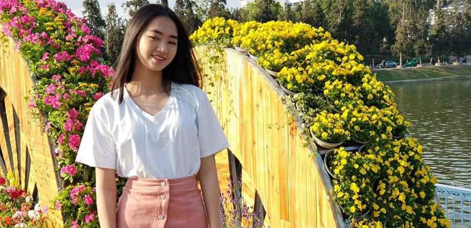 Nữ sinh 15 tuổi viết thư tiếng Anh cảm ơn đội ngũ y tế tuyến đầu chống dịch