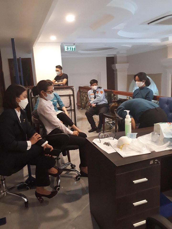 TPHCM: Hỗ trợ chỗ ăn nghỉ tử tế cho các bác sĩ tuyến đầu chống dịch 22