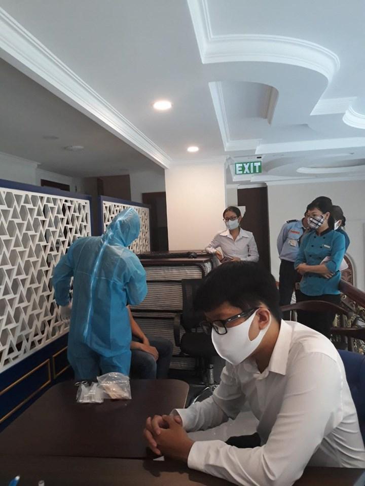 TPHCM: Hỗ trợ chỗ ăn nghỉ tử tế cho các bác sĩ tuyến đầu chống dịch 27