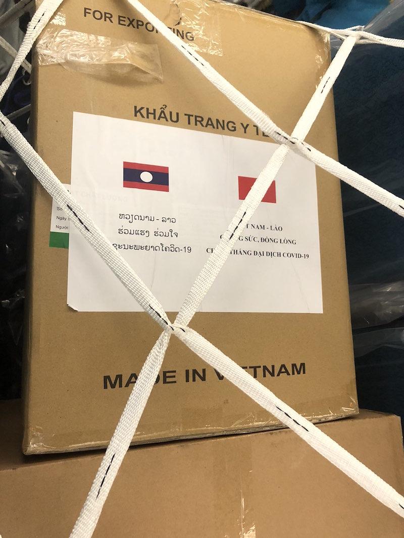 Chính phủ Việt Nam viện trợ trang thiết bị y tế cho Lào, Campuchia 9