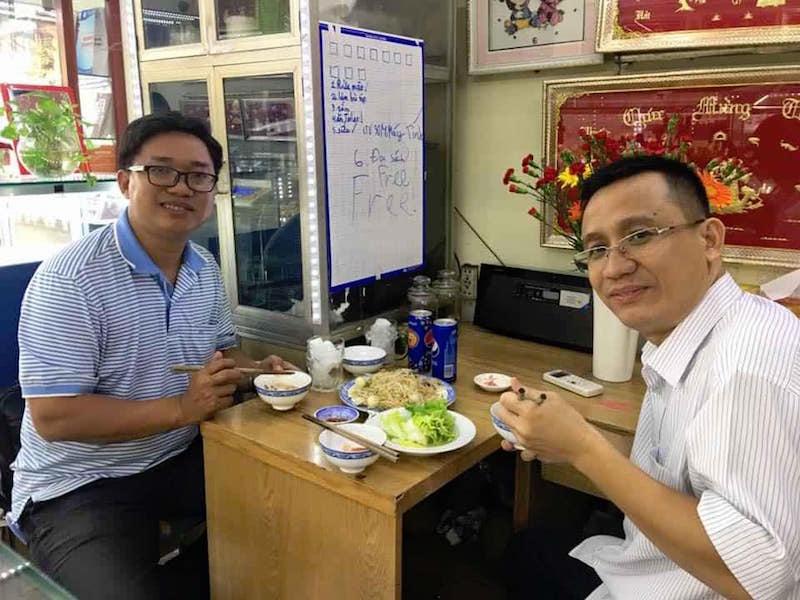 Tiến sĩ, Luật sư Bùi Quang Tín: Người bạn lớn của giới truyền thông 5