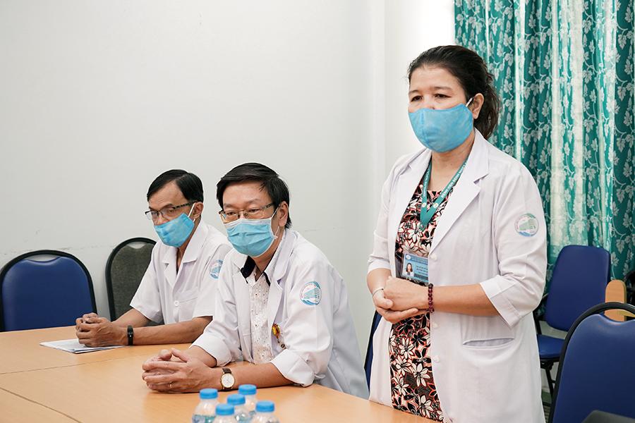 Tập đoàn Hưng Thịnh trao tặng máy X-Quang trị giá 2,8 tỷ đồng cho Bệnh viện Bệnh Nhiệt đới TP.HCM 4
