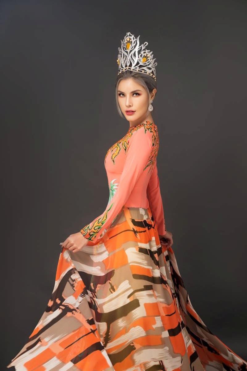 Hoa hậu KimMy Bùi và nghĩa cử cao đẹp giữa mùa dịch 8