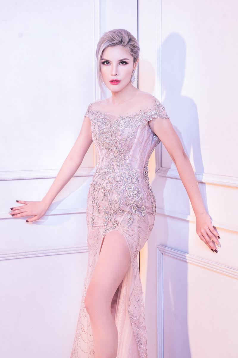 Hoa hậu KimMy Bùi và nghĩa cử cao đẹp giữa mùa dịch 5