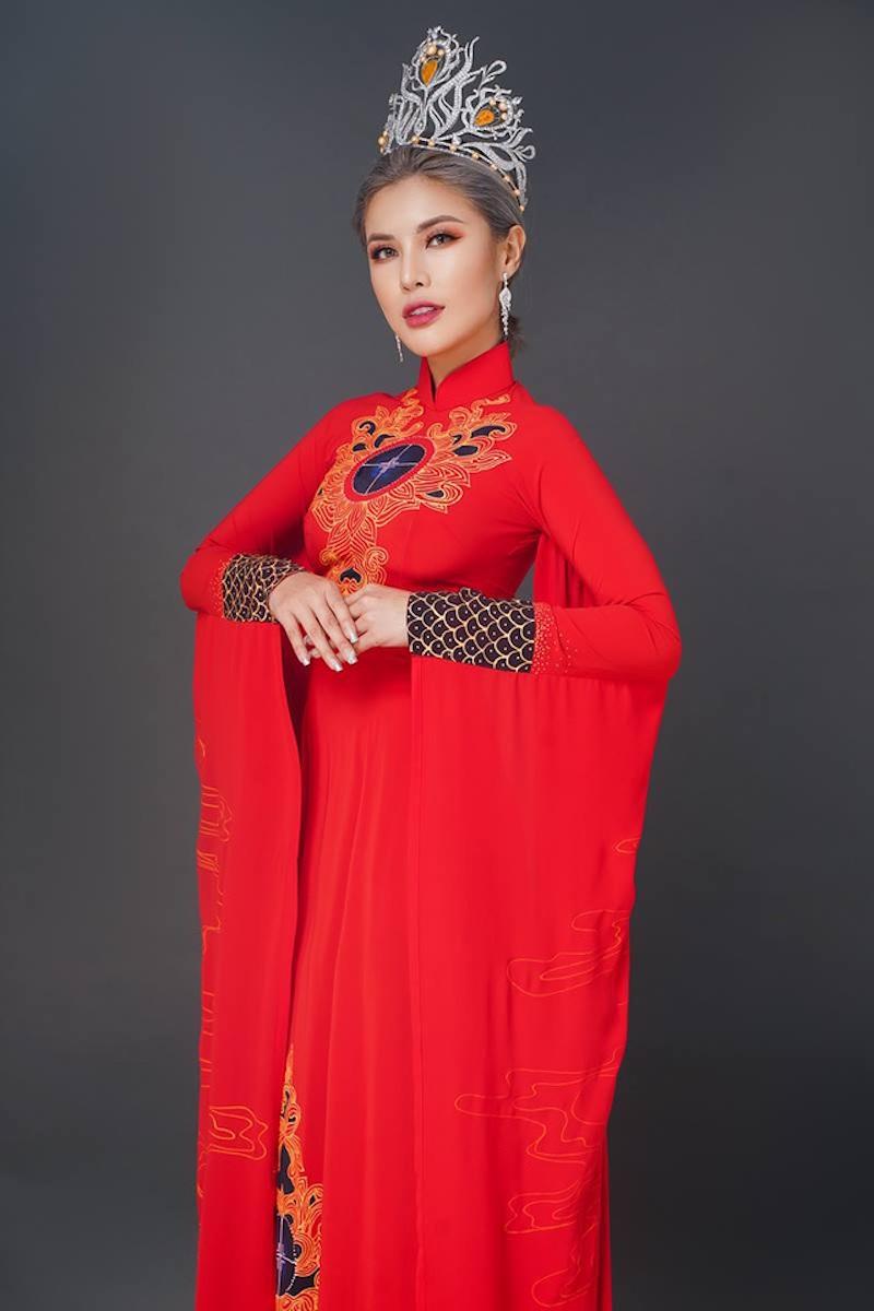 Hoa hậu KimMy Bùi và nghĩa cử cao đẹp giữa mùa dịch 7