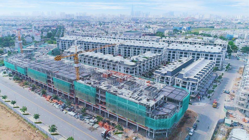 Khu đô thị Vạn Phúc: Cập nhật tiến độ thi công dự án trong Quý II/2020 15