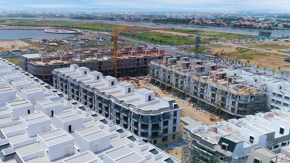 Khu đô thị Vạn Phúc: Cập nhật tiến độ thi công dự án trong Quý II/2020 16