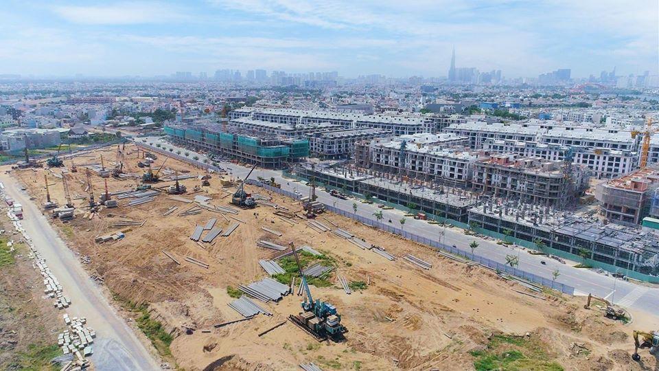 Khu đô thị Vạn Phúc: Cập nhật tiến độ thi công dự án trong Quý II/2020 18