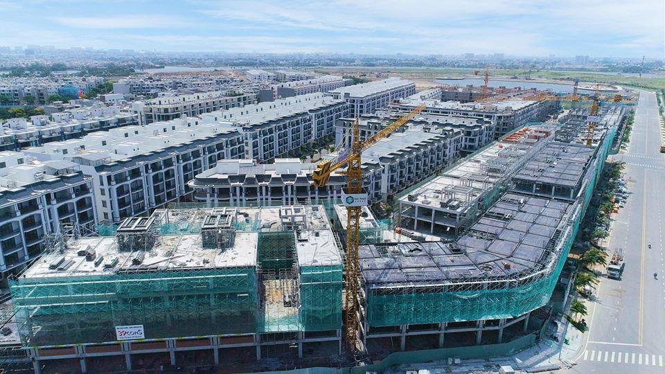 Khu đô thị Vạn Phúc: Cập nhật tiến độ thi công dự án trong Quý II/2020 19
