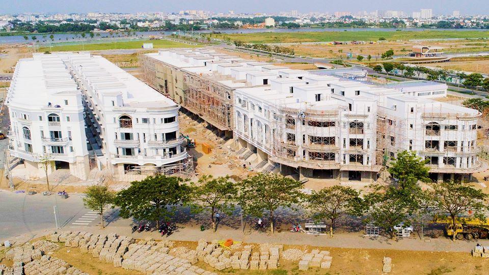 Khu đô thị Vạn Phúc: Cập nhật tiến độ thi công dự án trong Quý II/2020 20