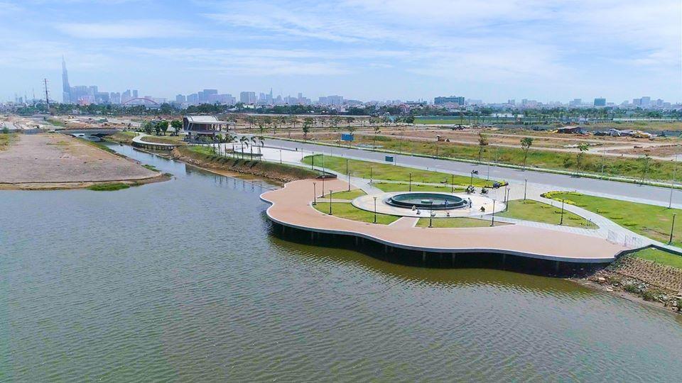 Khu đô thị Vạn Phúc: Cập nhật tiến độ thi công dự án trong Quý II/2020 44
