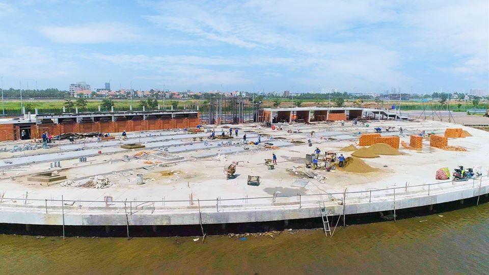Khu đô thị Vạn Phúc: Cập nhật tiến độ thi công dự án trong Quý II/2020 49
