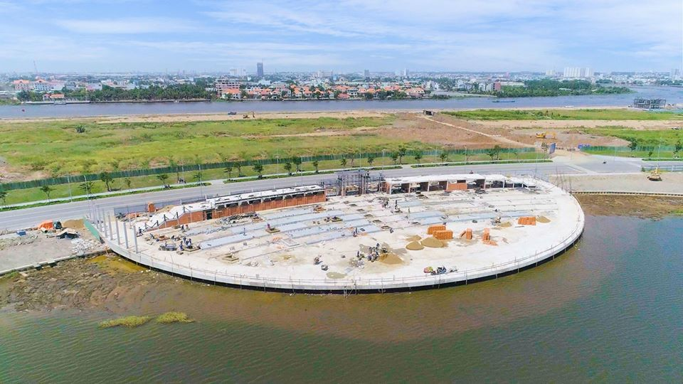 Khu đô thị Vạn Phúc: Cập nhật tiến độ thi công dự án trong Quý II/2020 48