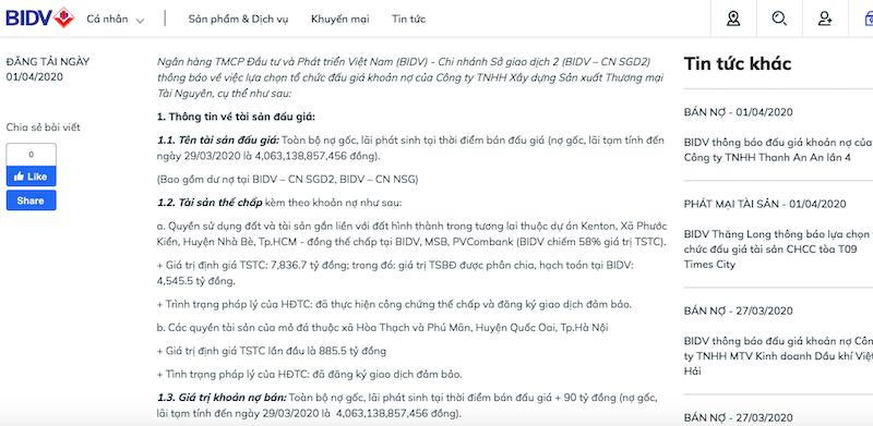 Kenton Node bị BIDV rao bán: Ngẫm mà thương anh Tâm! 5