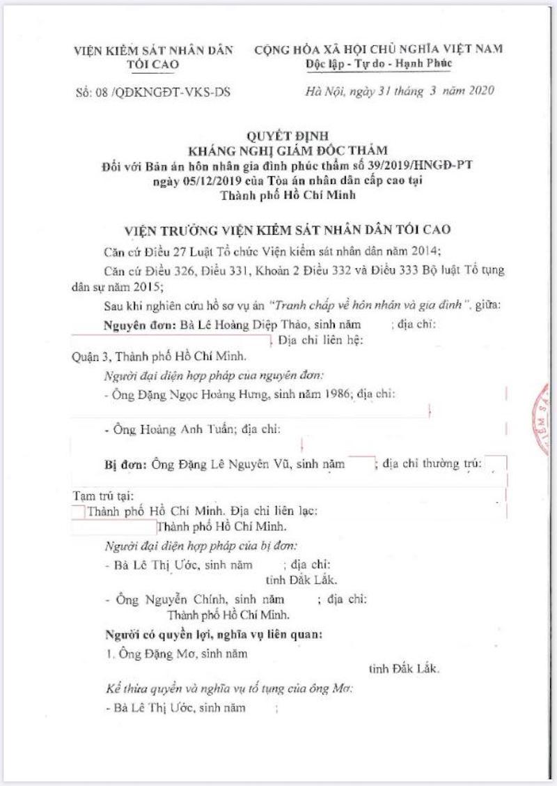 """CEO Lê Hoàng Diệp Thảo khẳng định: """"Luôn sống và làm việc theo pháp luật"""" 6"""