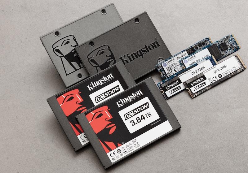 Kingston Technology dẫn đầu kênh phân phối SSD năm 2019 1
