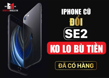 iPhone SE2, Minh Tuấn Mobile, điện thoại iPhone SE2,