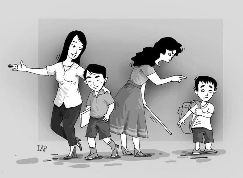 Cách dạy con của người Việt hiện đại 1