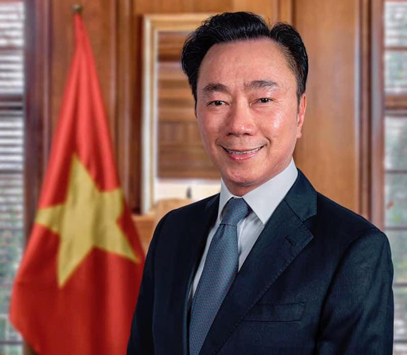 Đại sứ Việt Nam tại Ấn Độ - Phạm Sanh Châu