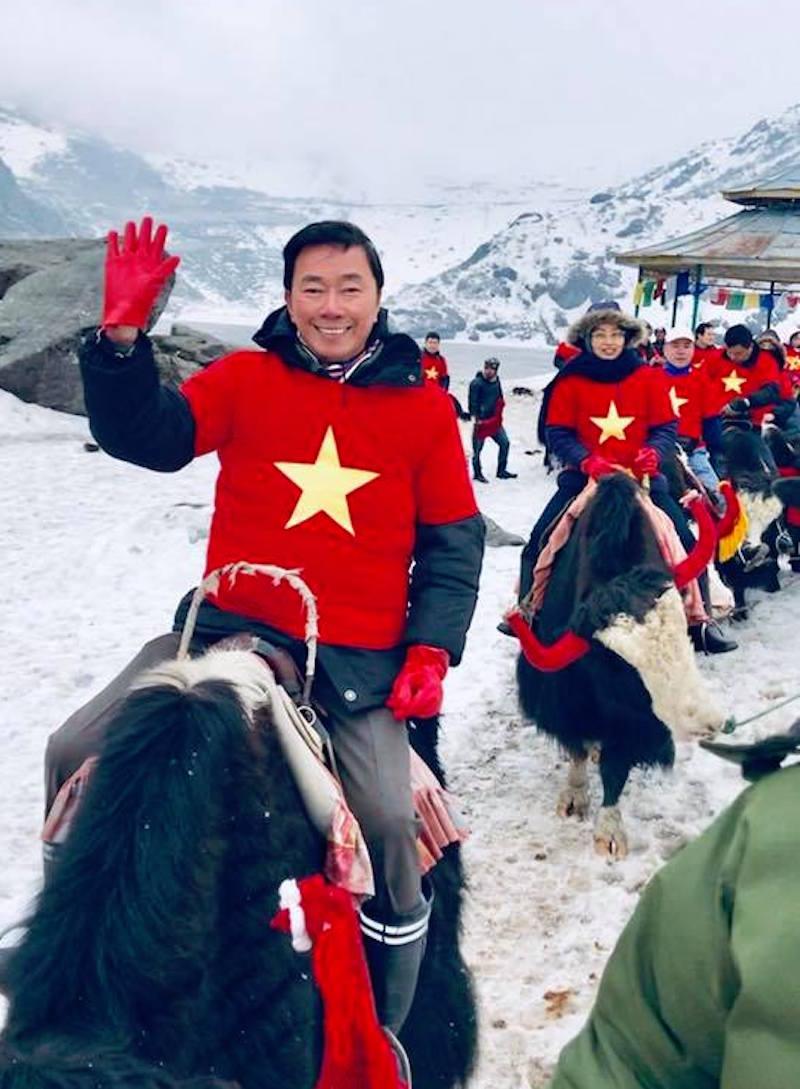 """Từ """"Hạ cánh nơi Anh"""" đến cuộc giải cứu công dân Hàn của đại sứ Phạm Sanh Châu 3"""