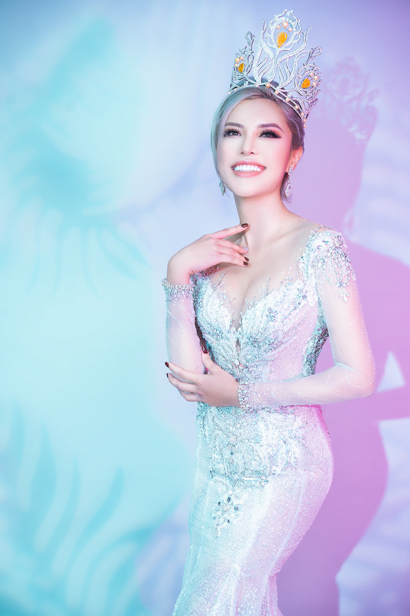 Hoa hậu KimMy Bùi và nghĩa cử cao đẹp giữa mùa dịch 3