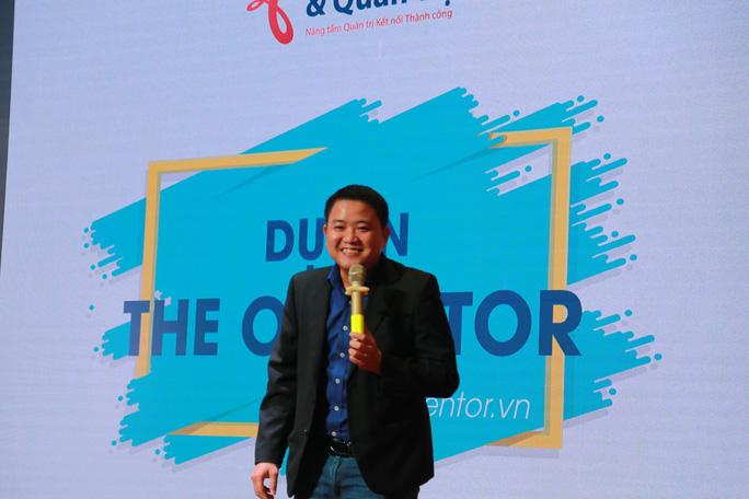 CEO Nguyễn Tuấn Khởi: Miệt mài nối tiếp những hành trình thiện nguyện