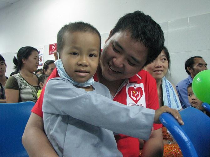 CEO Nguyễn Tuấn Khởi: Miệt mài nối tiếp những hành trình thiện nguyện 7