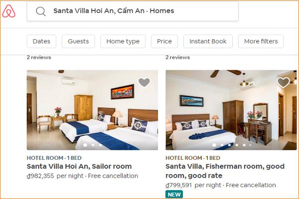 Thị trường Airbnb khốn đốn trong đại dịch Covid-19 7