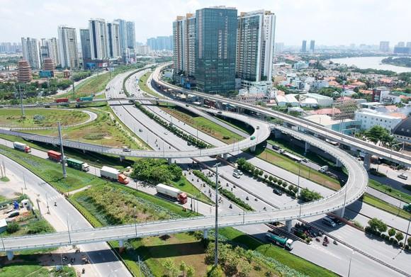 """Bộ Xây dựng cho rằng TP.HCM chưa đủ cơ sở pháp lý để thành lập """"thành phố phía Đông"""" trực thuộc thành phố. Nguồn ảnh: TPO"""