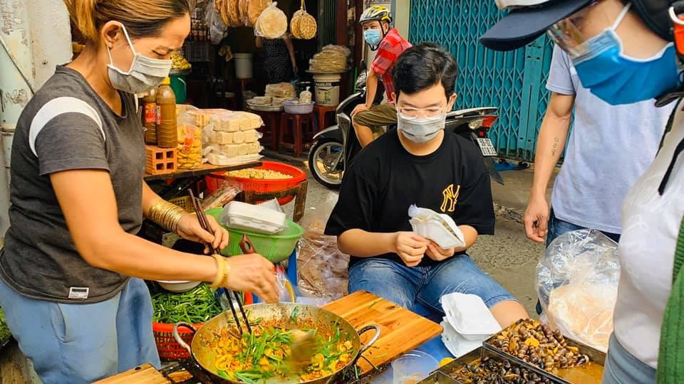 Ngôi chợ bình dị giữa lòng Sài Gòn chất chứa hương vị xứ Quảng 9