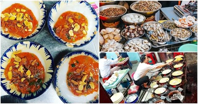 Ngôi chợ bình dị giữa lòng Sài Gòn chất chứa hương vị xứ Quảng 14