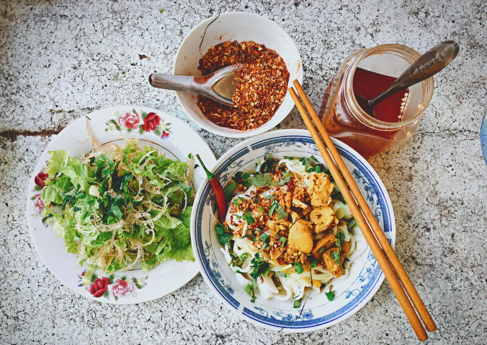 """Ghé Quảng Nam ăn mì Quảng... """"năm ngàn"""" 6"""