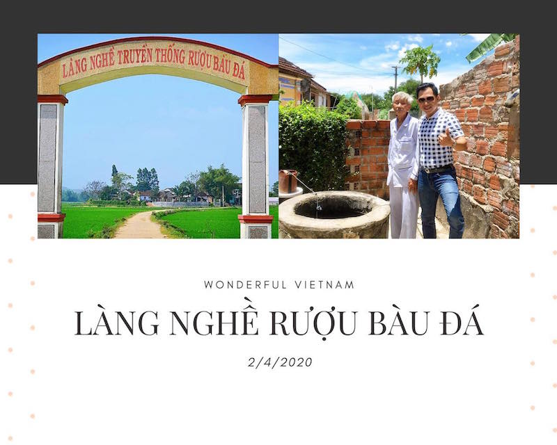 Hành trình về quê nội đất võ Tây Sơn: Bí ẩn rượu Bàu đá Bình Định 1