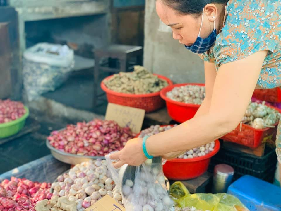 Ngôi chợ bình dị giữa lòng Sài Gòn chất chứa hương vị xứ Quảng 8