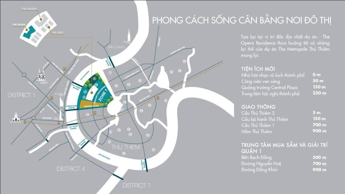 Dự án The Metropole sắp có tòa nhà mang tên khu dân cư âm nhạc 12