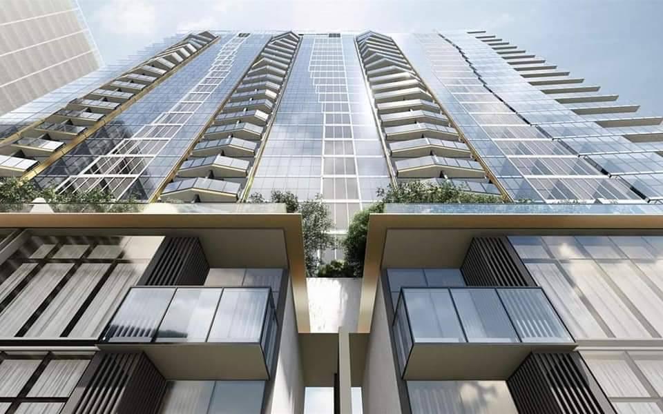 Dự án The Metropole sắp có tòa nhà mang tên khu dân cư âm nhạc 14